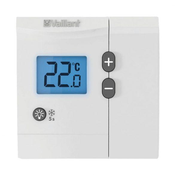 Vaillant VRT35 digitális szobatermosztát, 5-30°C, 24V