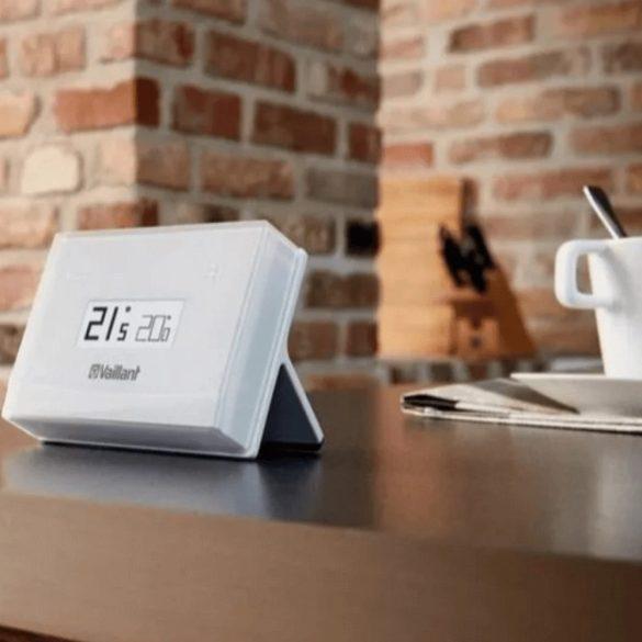 Vaillant e-Relax programozható, vezeték nélküli (Wi-Fi), digitális szobatermosztát