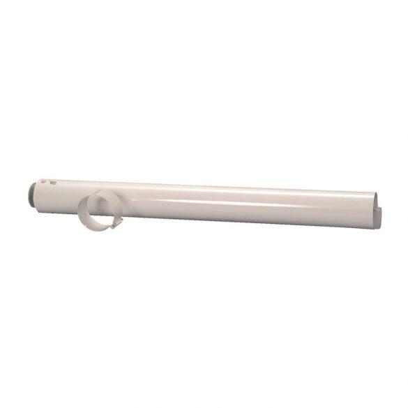 Saunier Duval koncentrikus hosszabbító cső PPs/alu 60/100x500mm