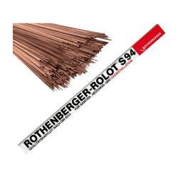 ROTHENBERGER Rolot S94 forrasztó pálca keményforrasztáshoz, 2x2mm