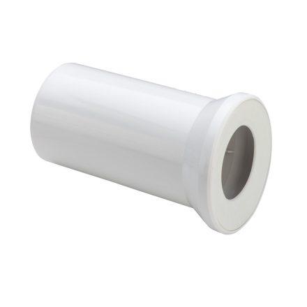 VIEGA 3815 WC-bekötő idom, egyenes, 250mm