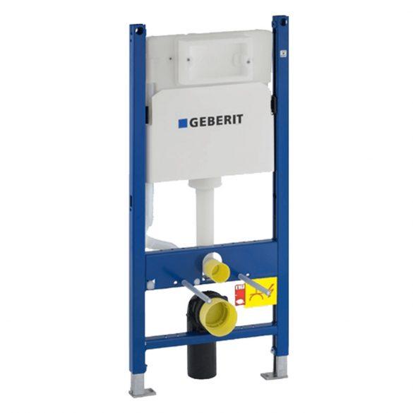 GEBERIT Duofix Basic falsík mögé építhető WC szerelőelem UP100 tartállyal