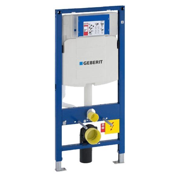 GEBERIT Duofix WC szerelőelem UP320 tartállyal, falsík mögé építhető