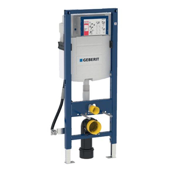 GEBERIT Duofix WC szerelőelem tartállyal mozgáskorlátozottak részére