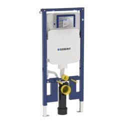 GEBERIT Duofix WC szerelőelem tartállyal, vékony