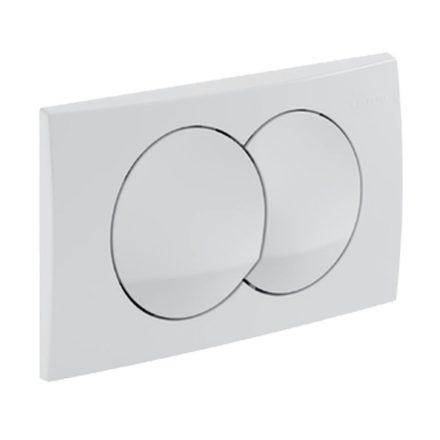 GEBERIT Delta20 nyomólap Basic WC-tartályhoz, fehér