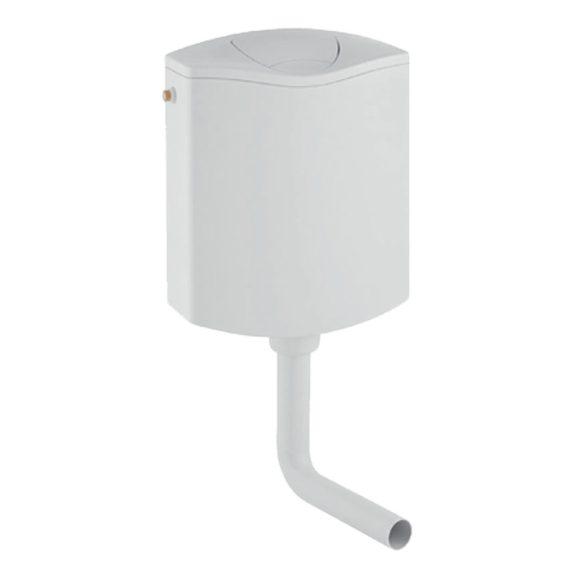 GEBERIT AP116 Natura WC-tartály, alacsonyra szerelhető