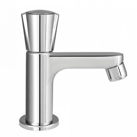 MOFÉM Golf állószelep (mosdócsap) hideg vagy kevert vízhez, 7.5-9l/perc perlátor