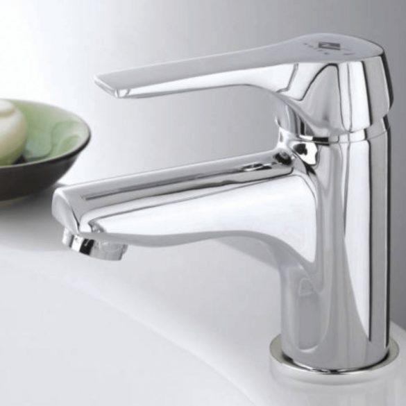 MOFÉM Inka egykaros mosdó csaptelep fém leeresztőszeleppel - image kép