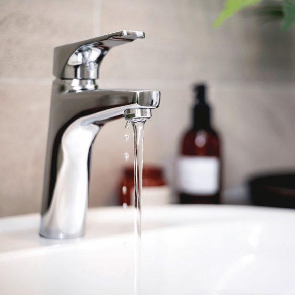 MOFÉM Junior Evo magasított mosdó csaptelep image kép