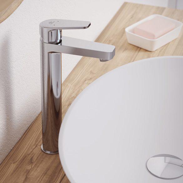 MOFÉM Zenit egykaros, magasított mosdó csaptelep image kép