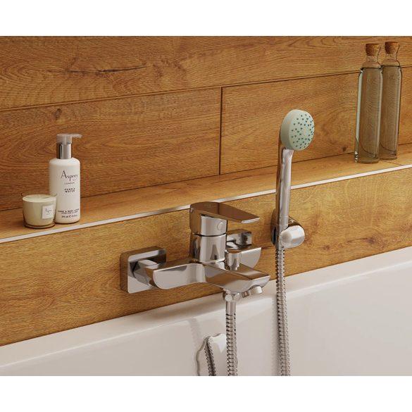 MOFÉM Trend Plus kádtöltő csaptelep, egykaros, zuhanyszett nélkül