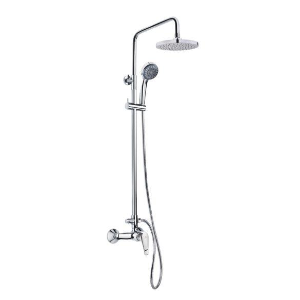 MOFÉM Junior Evo zuhanyrendszer, állítható felszállócsővel