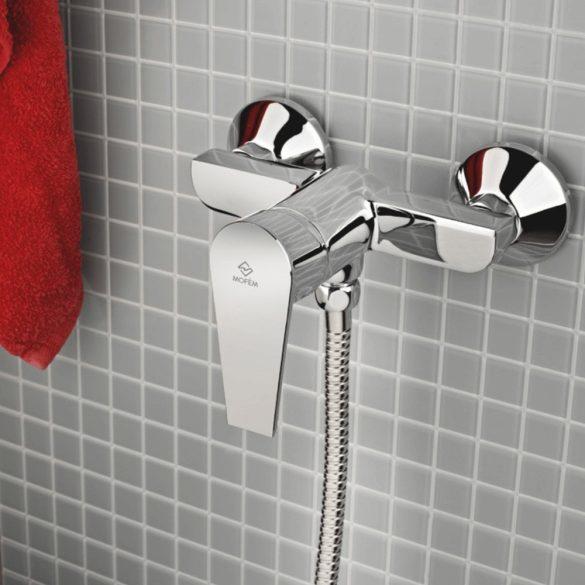 MOFÉM Trend Plus zuhany csaptelep, egykaros, zuhanyszettel