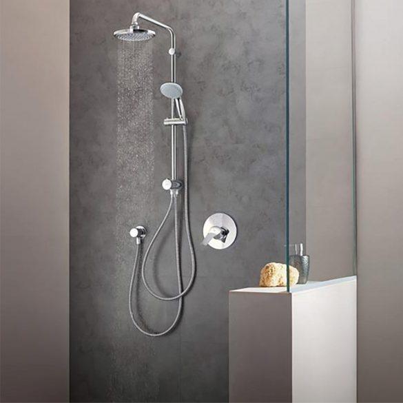 GROHE látható rész Eurosmart Cosmopolitan falba süllyesztett zuhany csaptelephez