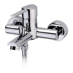 MOFÉM Sky egykaros kádtöltő csaptelep, Ducal zuhanyszettel