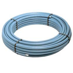 UNIDELTA Flexall-ISO PE-RT/Al/PE-RT szigetelt ötrétegű cső, 20x2mm, 50m/tekercs