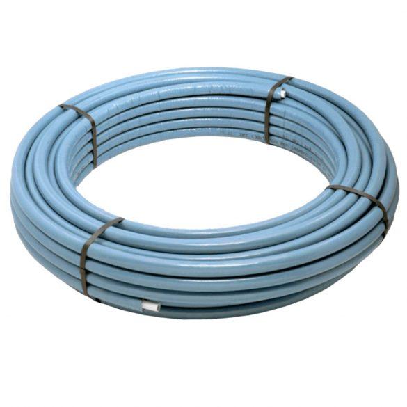 UNIDELTA Flexall-ISO PE-RT/Al/PE-RT szigetelt ötrétegű cső, 26x3mm, 50m/tekercs