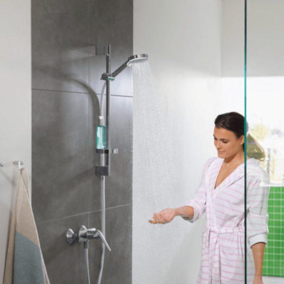 Hansgrohe Crometta zuhanyszett image kép - Vario 65 cm-es zuhanyrúd+szappantartó tartozék