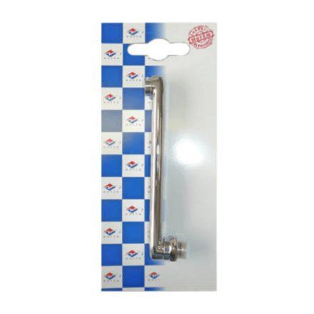 MOFÉM HP200 lapos kifolyócső fali mosogató csaptelephez