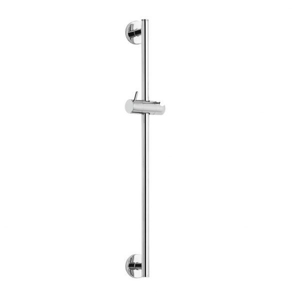 MOFÉM Basic zuhanytartó rúd, állítható zuhanytartóval