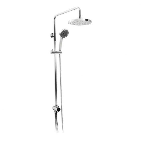 MOFÉM Junior Evo zuhanyrendszer, kád- és zuhanycsapt.-hez, kerámia zuhanyváltó