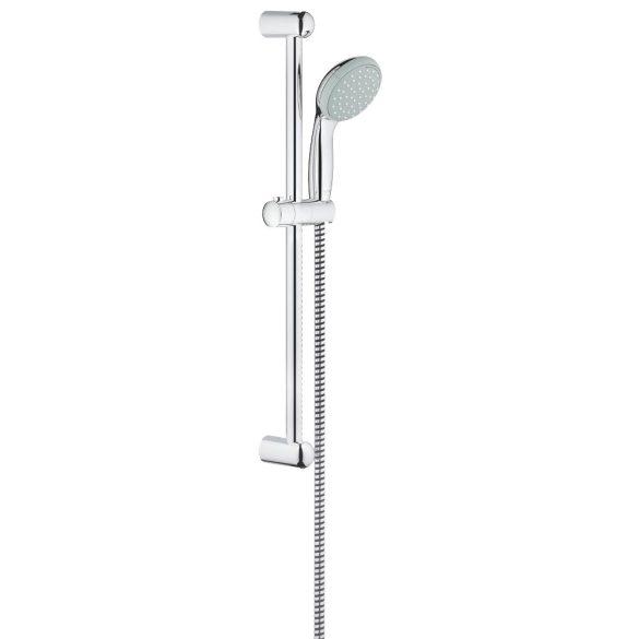 GROHE Tempesta 100 II New állítható zuhanyszett, 2 funkciós fej, 600mm tartó