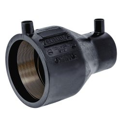 UNIDELTA S5 elektrofitting KPE szűkítő, PN16, PE100, SDR11, 63/50mm