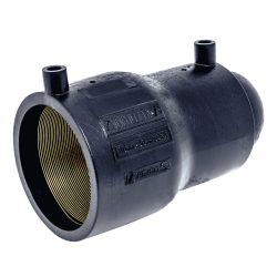 UNIDELTA S5 elektrofitting KPE csővég lezáró, PE100, SDR11, 110mm