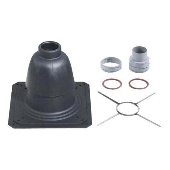 VAILLANT 1-es bekötő készlet, alapelemek flexibilis rendszerhez PPs 80mm