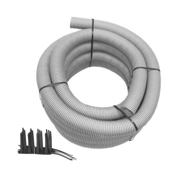 VAILLANT 5-ös bekötő készlet, 15m flexibilis cső és 7db távtartó flexibilis rendszerhez PPs 80mm