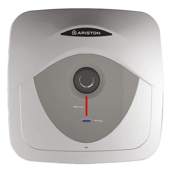 ARISTON AN RS 10 literes felső elhelyezésű villanybojler, ERP tárolós vízmelegítő, 1.2kW
