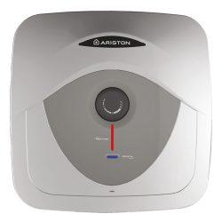 ARISTON AN RS 10 literes alsó elhelyezésű villanybojler, ERP tárolós vízmelegítő, 1.2kW