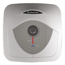 ARISTON AN RS 15 literes felső elhelyezésű villanybojler, ERP tárolós vízmelegítő, 1.2kW