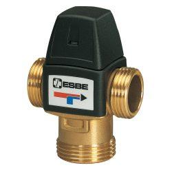 """ESBE VTA322 termosztatikus háromjáratú keverőszelep, 35-60°C, 1""""K"""