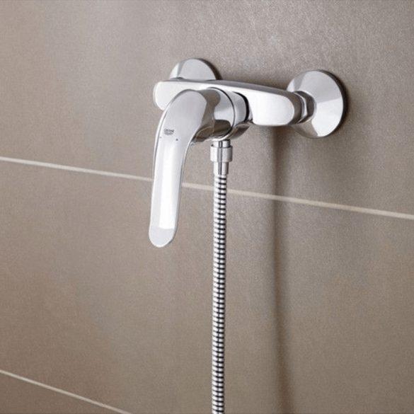 GROHE Euroeco egykaros zuhany csaptelep, zuhanyszett nélkül