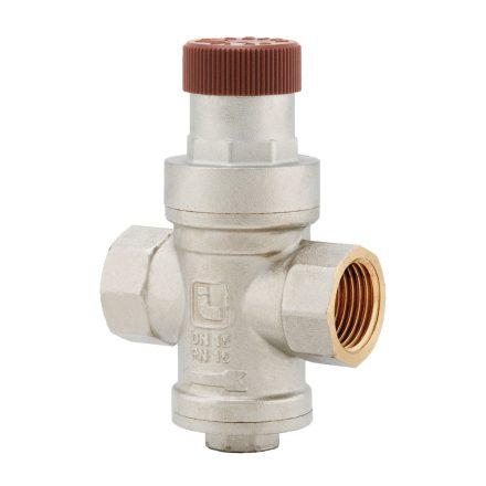 """ITAP víznyomáscsökkentő, max. bemenő 15bar, kimenő 1-4bar, 1/2"""""""