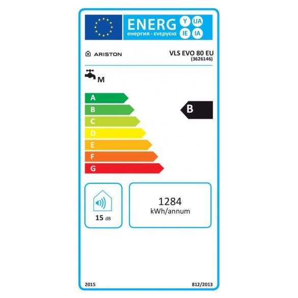 Ariston Velis Evo fekvő villanybojler, a fürdőszoba éke