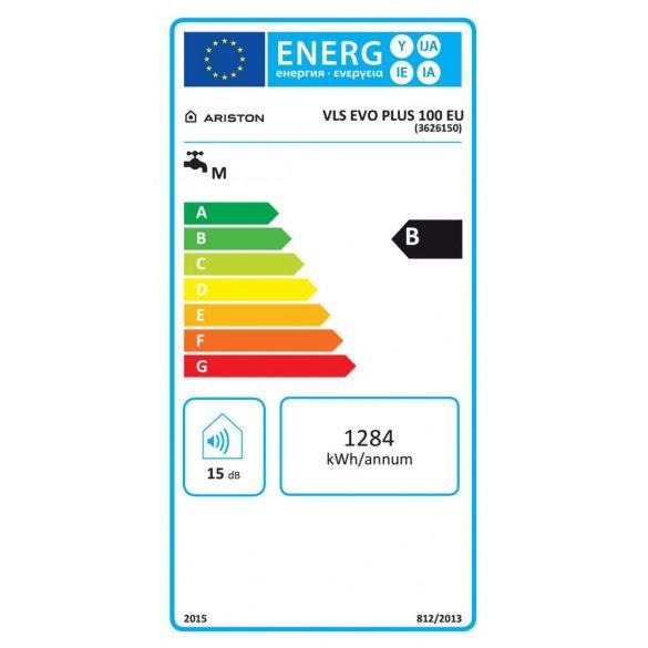 ARISTON Velis Evo Plus 100 EU ERP tárolós, elektromos vízmelegítő image kép