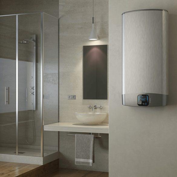 Energiacímke az ARISTON Velis Evo Plus 100 EU ERP tárolós, elektromos vízmelegítőhöz