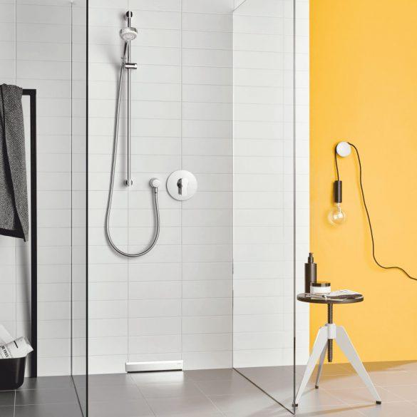 KLUDI látható rész Pure&Easy falba süllyesztett zuhanycsaptelephez, egykaros, króm