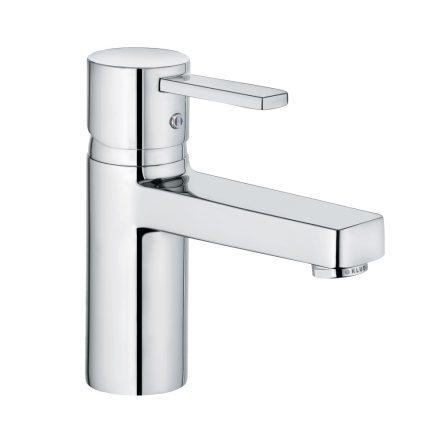 KLUDI Zenta XL egykaros mosdó csaptelep, lefolyórendszer nélkül, króm kivitel