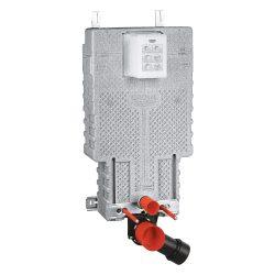 GROHE Uniset WC szerelőelem, 6/9l-es WC-tartállyal, pneumatikus öblítőszeleppel