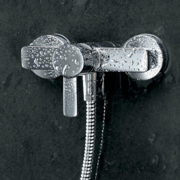 KLUDI Zenta zuhany csaptelep, egykaros, króm