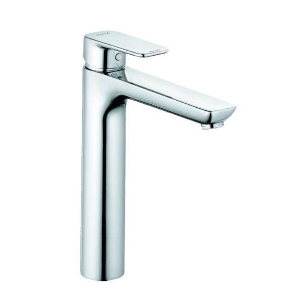 KLUDI Pure&Style 215 mosdócsaptelep, egykaros, leeresztő szelep nélkül, króm