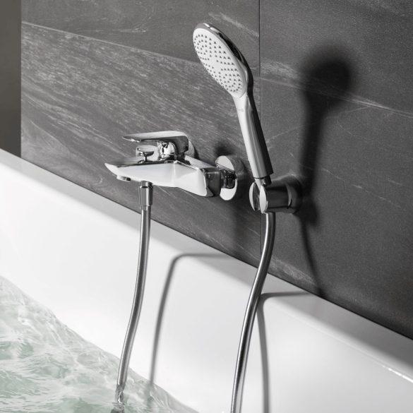 KLUDI Ameo kádtöltő csaptelep, egykaros, zuhanyszett nélkül, króm