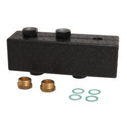 "FixTrend CP60 hidraulikus váltó, 1.7m3/h, DN20, 1""B + szigetelés"