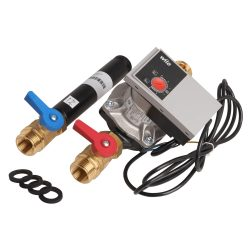 FixTrend T-Box D nem kevert fűtőköri egység, DN20 WILO YONOS PARA 15/1-6 szivattyúval