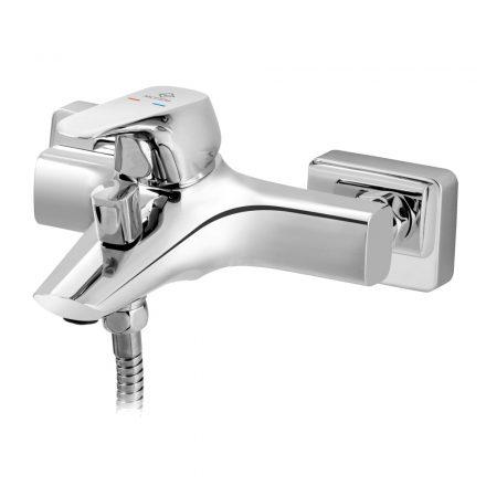 MOFÉM Flow kádtöltő csaptelep zuhanyszett nélkül