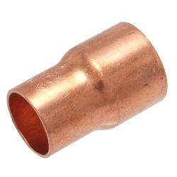 IBP 5240 forrasztható réz szűkített karmantyú, 2 tokos, 18x15mm